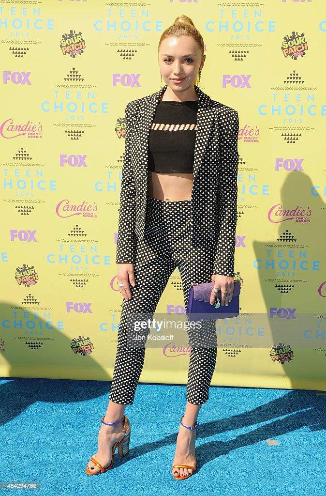 Teen Choice Awards 2015 - Arrivals : News Photo