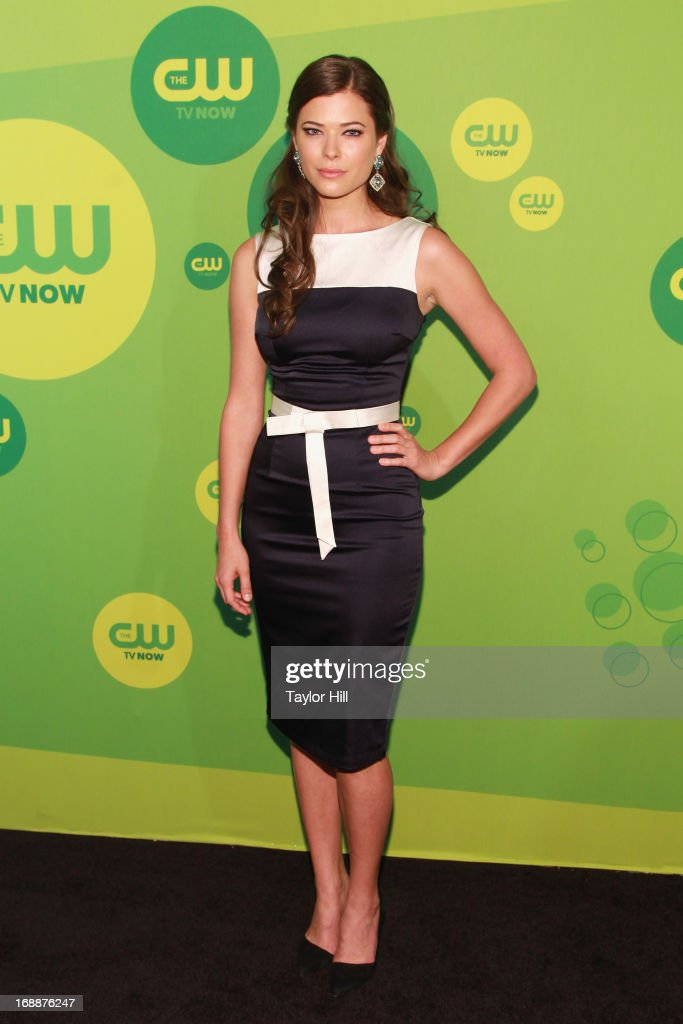 Actress Peyton List attends The CW Network's New York 2013 Upfront Presentation at The London Hotel on May 16, 2013 in New York City.