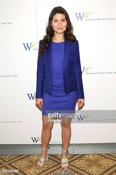 Actress Phillipa Soo attends The 6th Annual Elly Awards at The Plaza Hotel on June 20 2016 in New York City