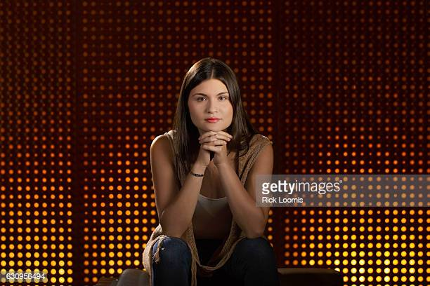Actress Phillipa Soo is photographed for Los Angeles Times on November 22 2016 in Los Angeles California PUBLISHED IMAGE CREDIT MUST READ Rick...
