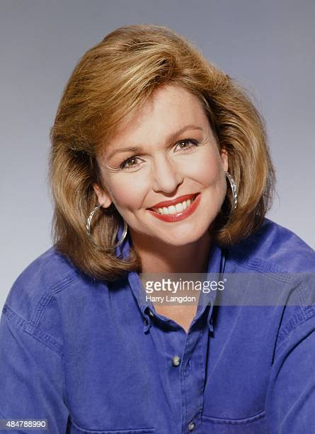 Actress Phillis George poses for a portrait in 1991 in Los Angeles California