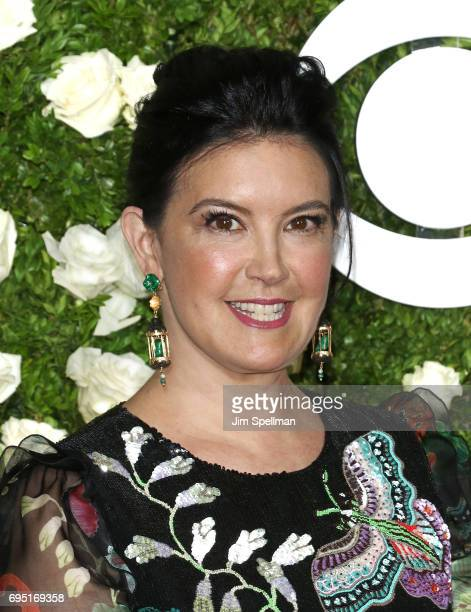 Actress Phoebe Cates attends the 71st Annual Tony Awards at Radio City Music Hall on June 11, 2017 in New York City.