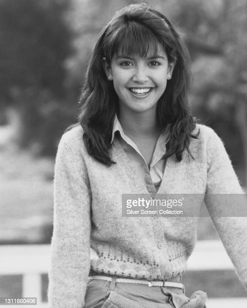 Actress Phoebe Cates, circa 1980.