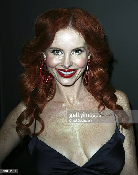Actress Phoebe Price attends Trump Vodka launch party at Les Deux on January 17, 2007 in Los Angeles, California.