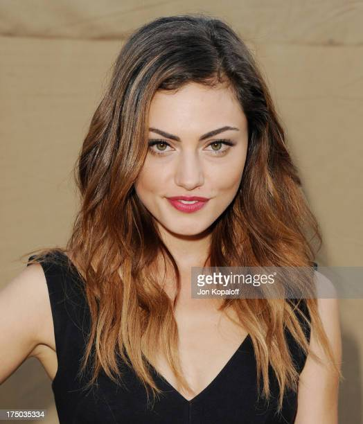 Actress Phoebe Tonkin arrives at the 2013 Television Critic Association's Summer Press Tour CBS The CW Showtime Party at The Beverly Hilton Hotel on...