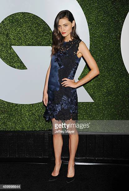 Actress Phoebe Tonkin arrives at the 2014 GQ Men Of The Year Party at Chateau Marmont on December 4 2014 in Los Angeles California