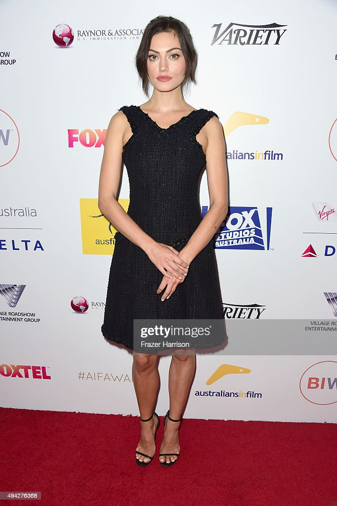 4th Annual Australians In Film - Awards Benefit Dinner And Gala - Arrivals