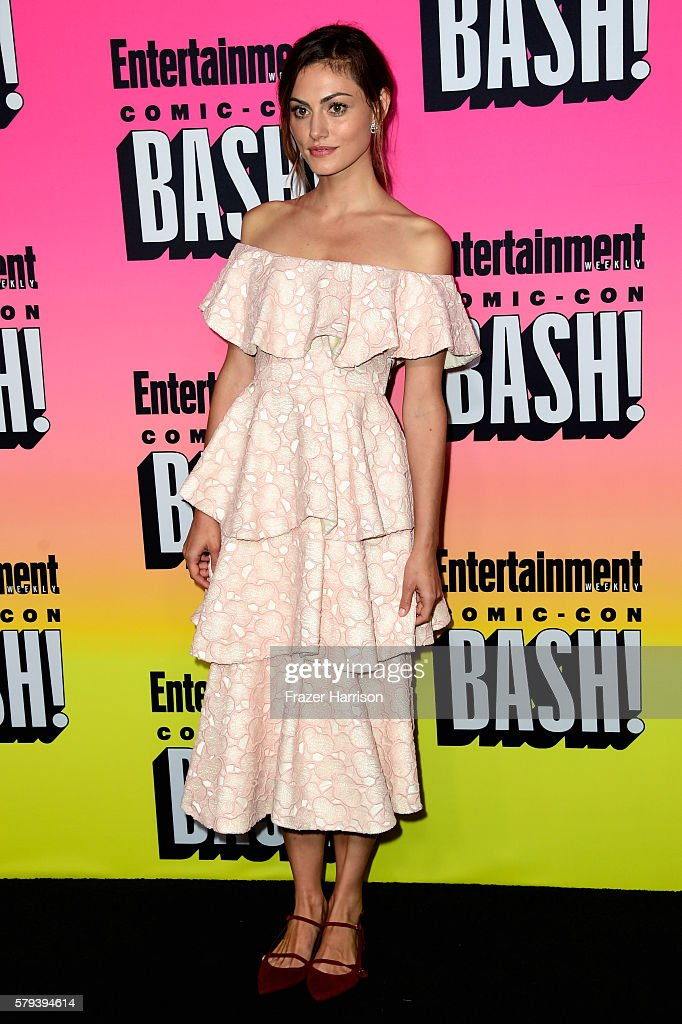 Entertainment Weekly Hosts Its Annual Comic-Con Party At FLOAT At The Hard Rock Hotel In San Diego In Celebration Of Comic-Con 2016 - Arrivals