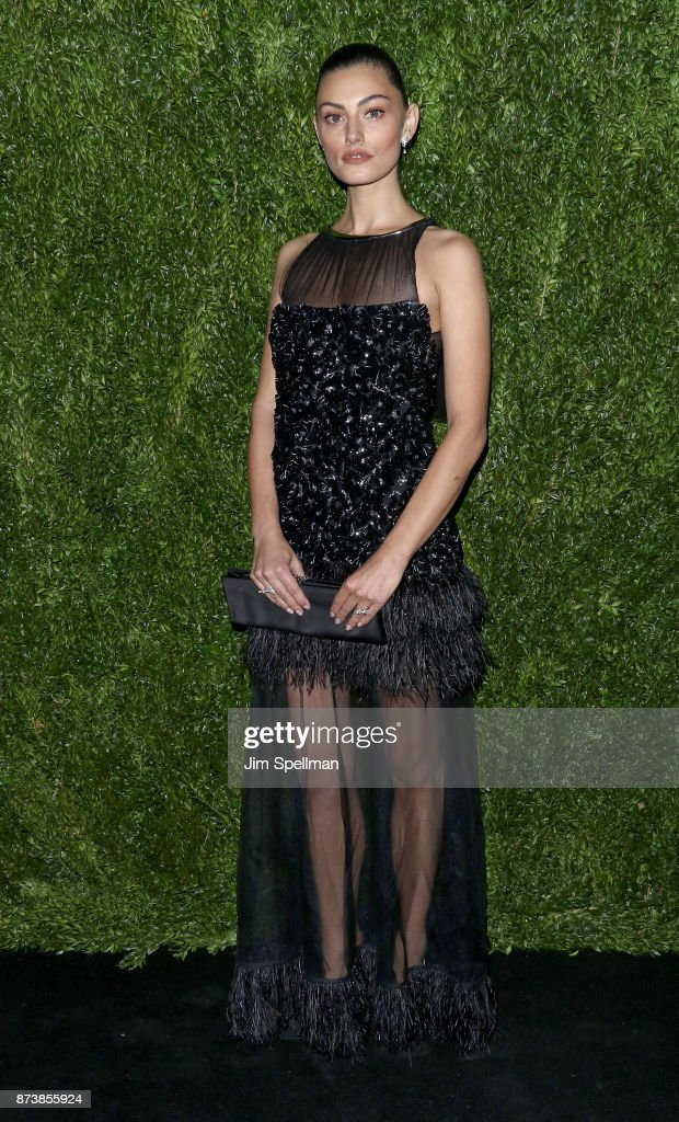 Actress Phoebe Tonkin attends the 2017 Museum of Modern Art Film Benefit Tribute to Julianne Moore at Museum of Modern Art on November 13, 2017 in New York City.