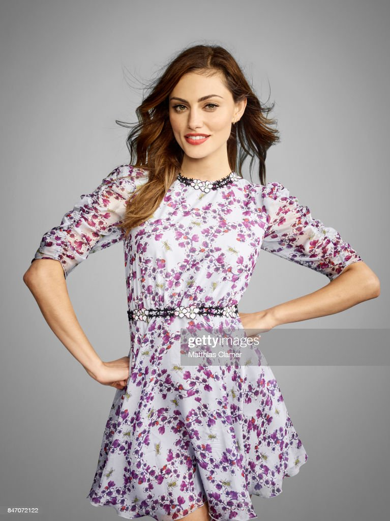 Actress Phoebe Tonkin from 'The Originals' is photographed for Entertainment Weekly Magazine on July 23, 2016 at Comic Con in the Hard Rock Hotel in San Diego, California.