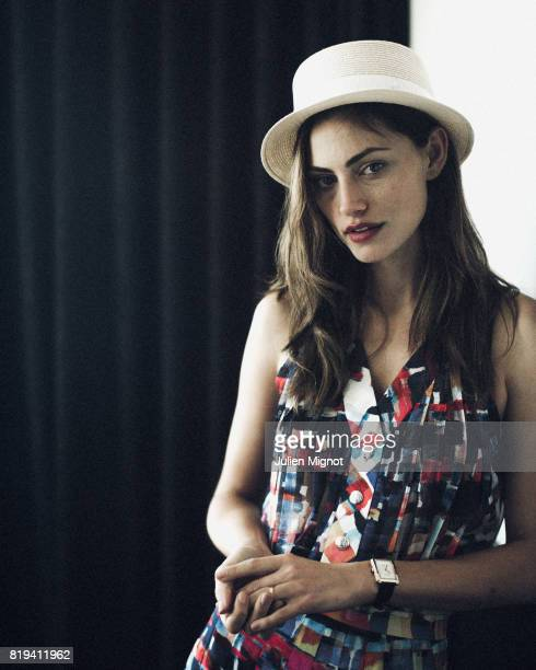 Actress Phoebe Tonkin is photographed for Grazia Magazine on May 16 2016 in Cannes France