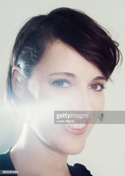 Actress Phoebe WallerBridge is photographed for Grazia Daily on May 2018 in Cannes France