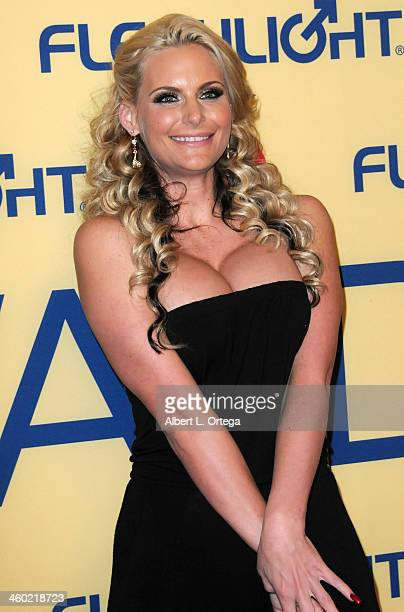 Actress Phoenix Marie arrives for the 2013 XBIZ Awards held at the Hyatt Regency Century Plaza on January 11 2013 in Century City California