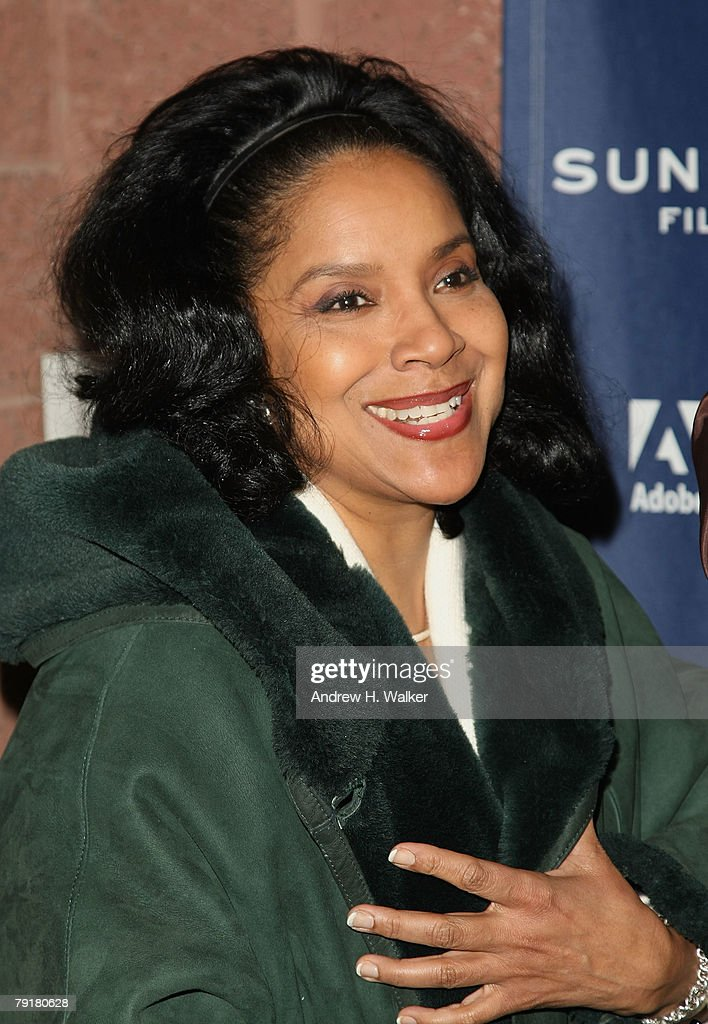 Actress Phylicia Rashad arrives at the premiere of 'A Raisin in the Sun' held at the Eccles Theatre during the 2008 Sundance Film Festival on January 23, 2008 in Park City, Utah.
