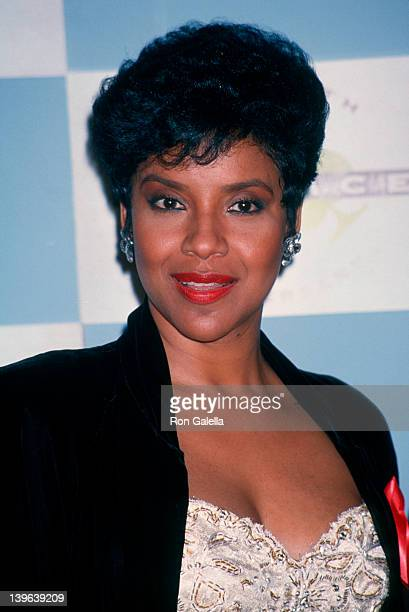 Actress Phylicia Rashad attending 15th Annual Cable ACE Awards on Januay 16 1994 at the Pantages Theater in Hollywood California