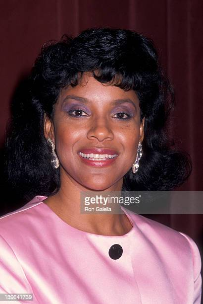 Actress Phylicia Rashad attending 16th Annual International Emmy Awards on November 21, 1988 at the Sheraton Center in New York City, New York.