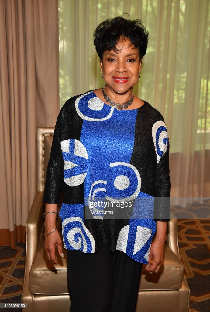 Phylicia Rashad Attends The 2019 True Colors Applauds Awards Brunch Lipstick Alley
