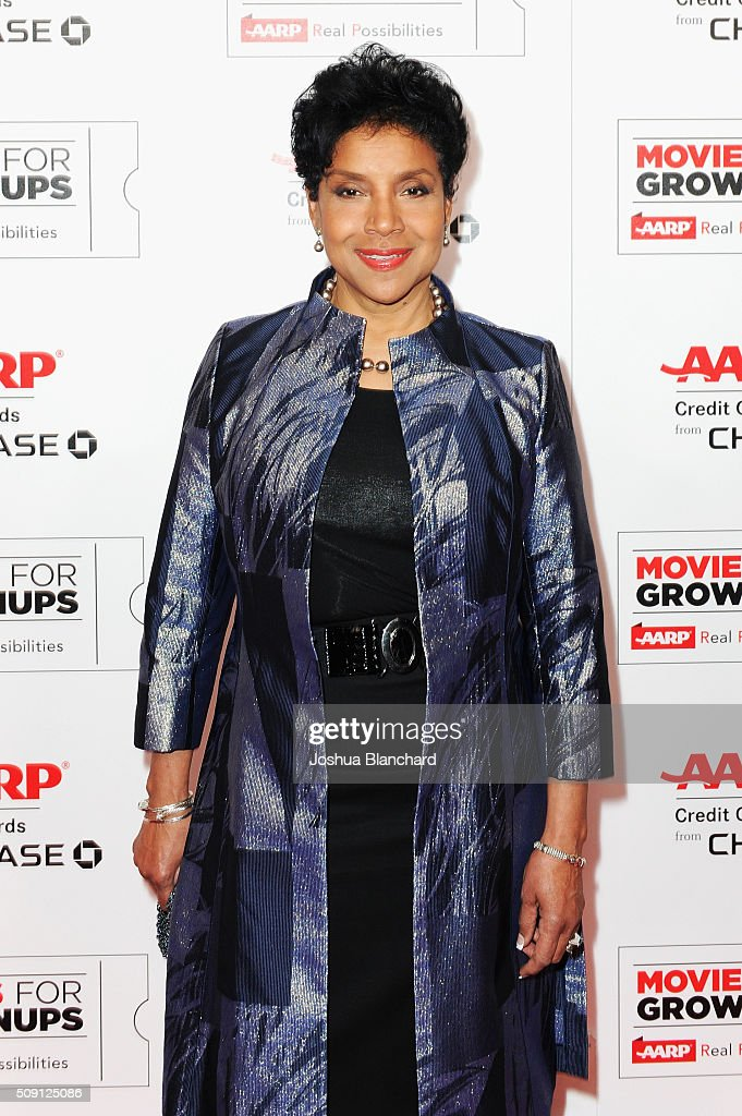 Actress Phylicia Rashad attends AARP's 15th Annual Movies For Grownups Awards at the Beverly Wilshire Four Seasons Hotel on February 8, 2016 in Beverly Hills, California.