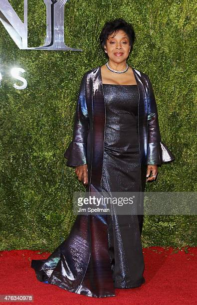 Actress Phylicia Rashad attends American Theatre Wing's 69th Annual Tony Awards at Radio City Music Hall on June 7 2015 in New York City
