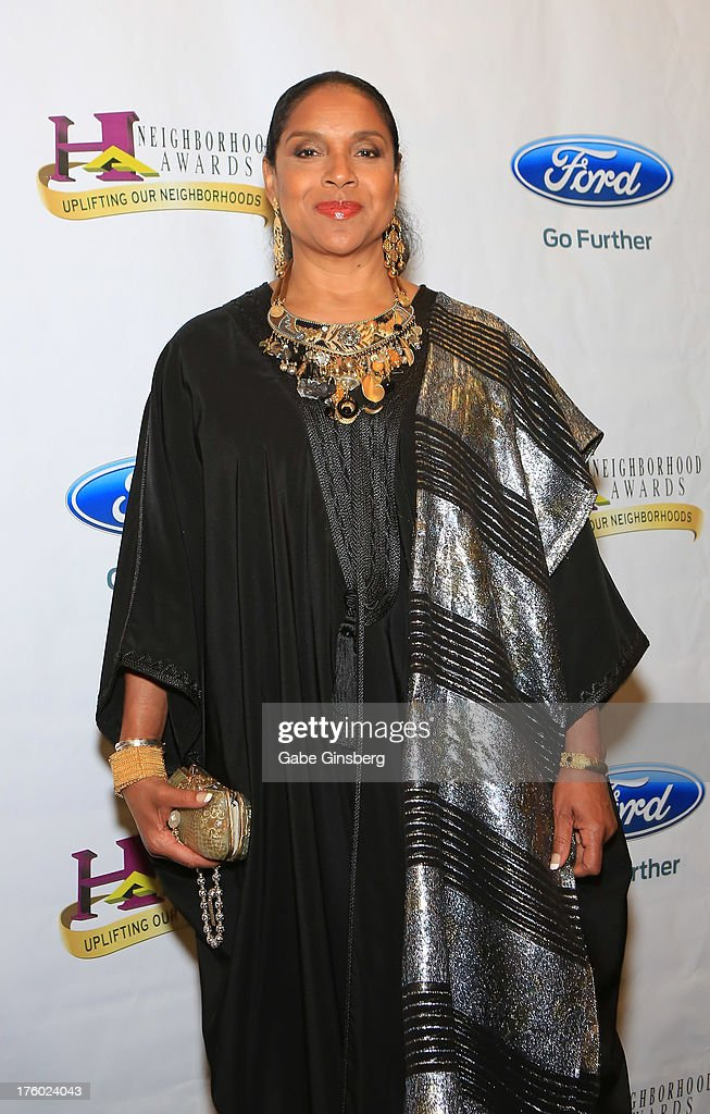 Actress Phylicia Rashad attends the 11th annual Ford Neighborhood Awards at the MGM Grand Garden Arena on August 10, 2013 in Las Vegas, Nevada.
