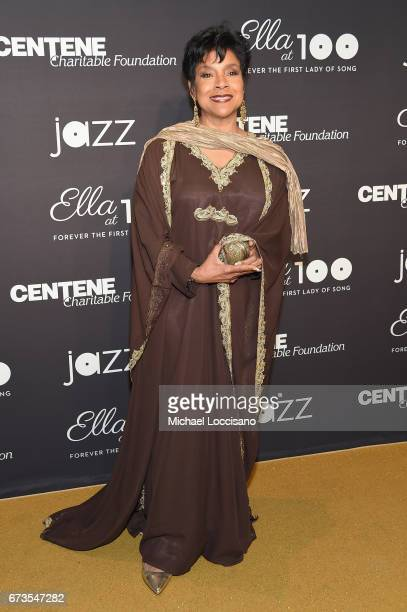 """Actress Phylicia Rashad attends the Jazz at Lincoln Center 2017 Gala """"Ella at 100: Forever the First Lady of Song"""" on April 26, 2017 in New York City."""