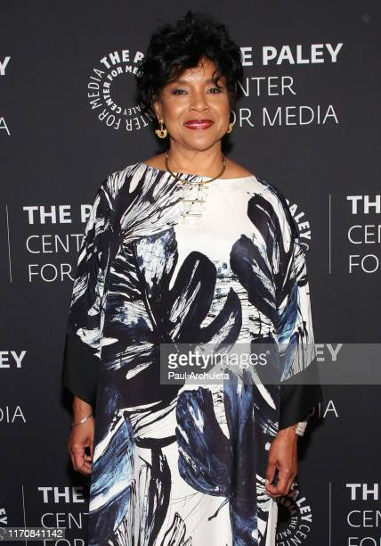 Actress Phylicia Rashad attends the Paley Center for Media's Evening With Phylicia Rashad And Lynn Whitfield at The Paley Center for Media on August...