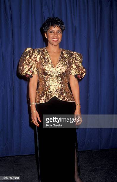 Actress Phylicia Rashad attenidng 24th Annual NAACP Image Awards on January 11, 1992 at the Wiltern Theater in Los Angeles, California.