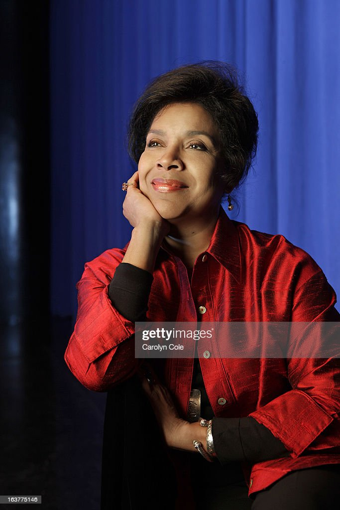 Actress Phylicia Rashad is photographed for Los Angeles Times on March 10, 2013 in New York City. PUBLISHED IMAGE.