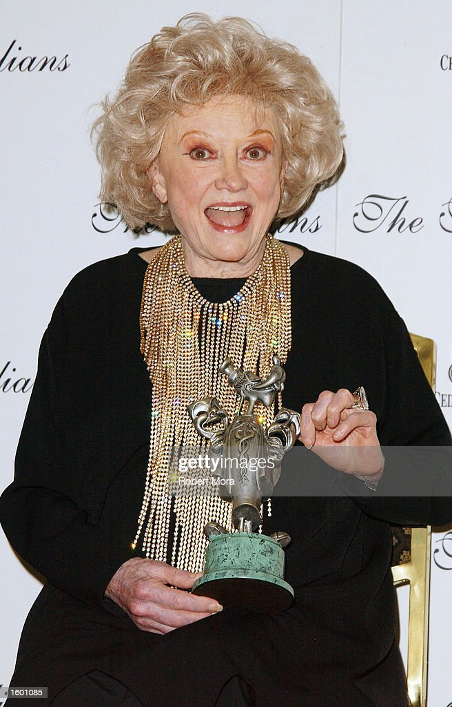 Phyllis Diller At 47th Annual Thalians Ball : News Photo