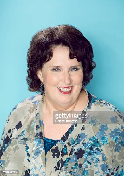 Actress Phyllis Smith poses for a portrait at the 2013 D23 Expo on August 6, 2013 in Las Vegas, Nevada.