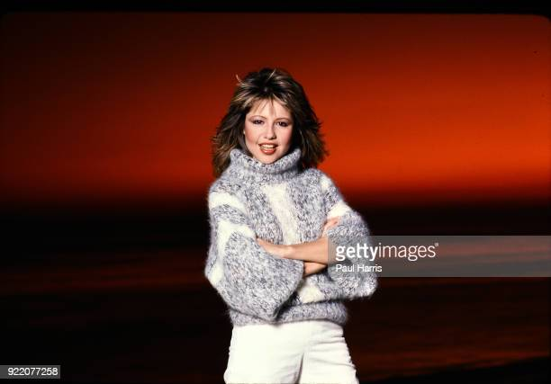 Actress Pia Zadora 27 married businessman Meshulam Riklis in 1977 when she was 23 and he 54 Pia photographed December 19 1981 at their Broad Beach...