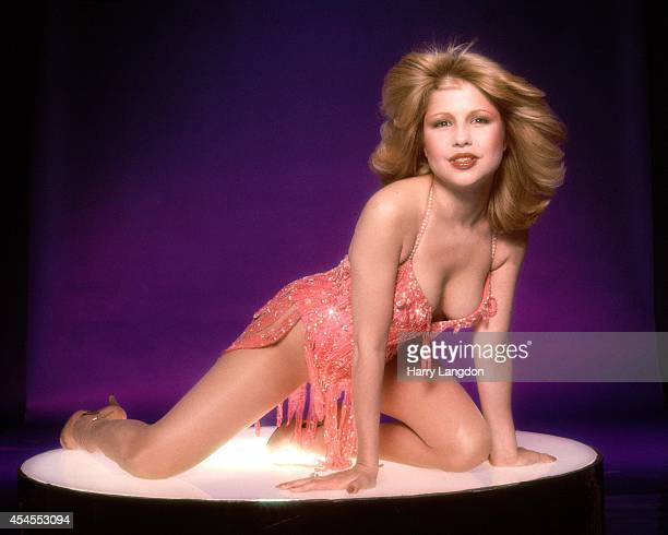 Actress Pia Zadora poses for a portrait in 1985 in Los Angeles California