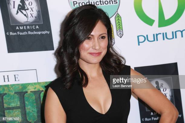 Actress Pilar Holland attended the 11th Annual Hollywood FAME Awards at Hard Rock Cafe Hollywood CA on November 8 2017 in Hollywood California