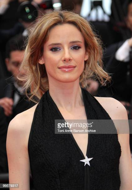 Actress Pilar Lopez de Ayala attends the 'You Will Meet A Tall Dark Stranger' Premiere held at the Palais des Festivals during the 63rd Annual...