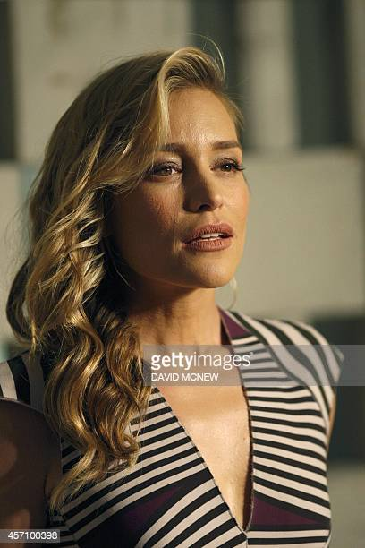 Actress Piper Perabo arrives to the Gala In The Garden honoring musician Joni Mitchell and artist Mark Bradford at the Hammer Museum in Los Angeles...