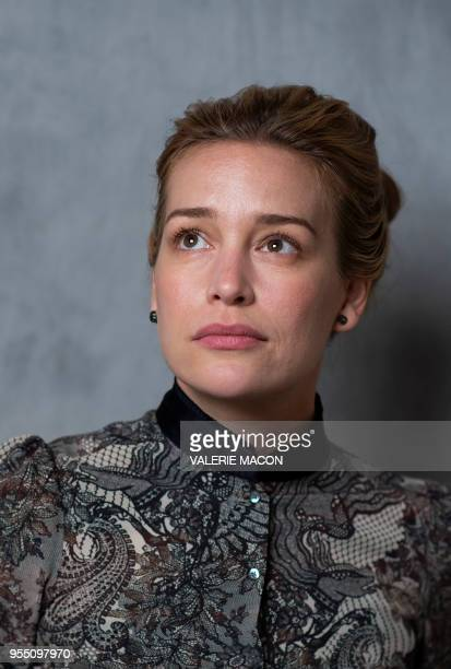 Actress Piper Perabo attends the United State of Women Summit on May 5 in Los Angeles California