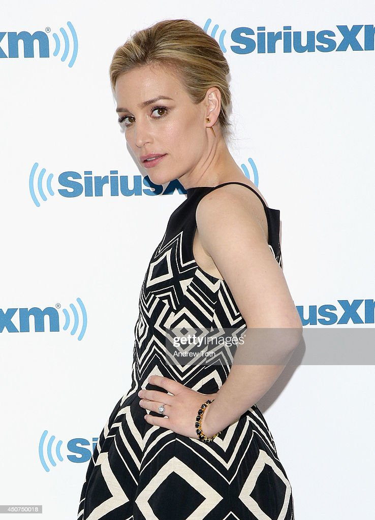 Celebrities Visit SiriusXM Studios - June 16, 2014 : News Photo