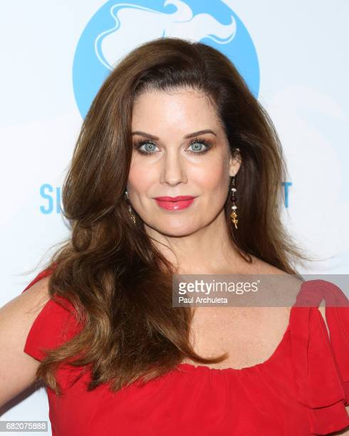 Actress / Playboy Playmate Carrie Stevens attends the Single Mom's Awards at The Peninsula Beverly Hills on May 11 2017 in Beverly Hills California