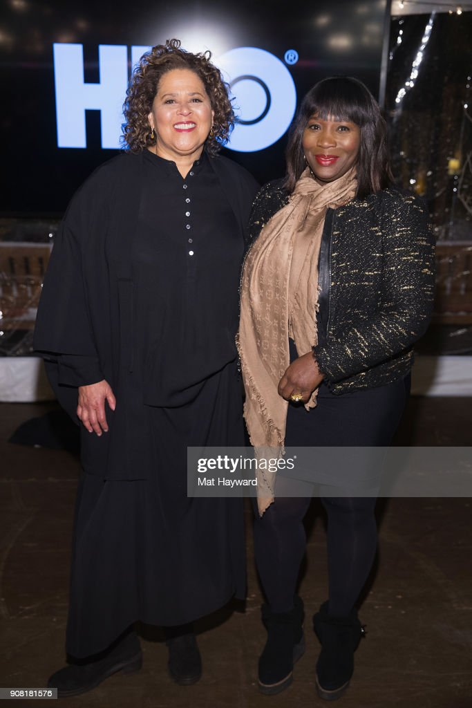 """HBO's """"Notes from the Field"""" Sundance Dinner"""
