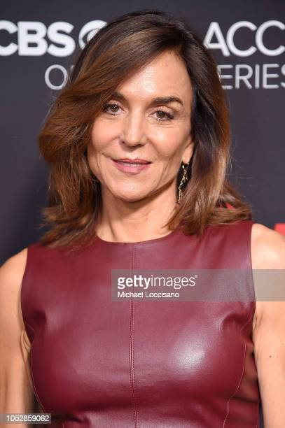 Actress Polly Draper attends the New York premiere of CBS All Access' Tell Me A Story at Metrograph on October 23 2018 in New York City