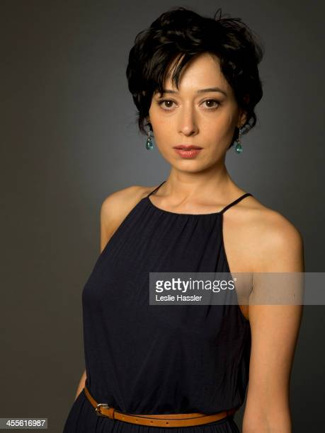 Actress Pooneh Hajimohammadi is photographed on April 21, 2013 in New York City.