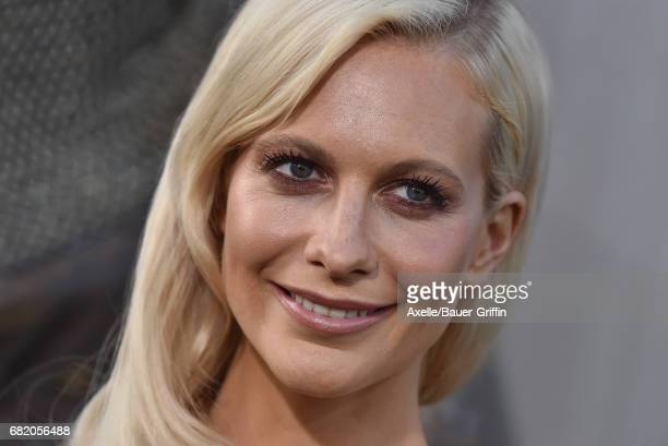 Actress Poppy Delevingne arrives at the premiere of Warner Bros Pictures' 'King Arthur Legend of the Sword' at TCL Chinese Theatre on May 8 2017 in...