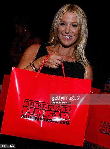 Actress Poppy Montgomery attends the Backstage Creations celebrity retreat held during the 43rd Academy of Country Music Awards at the MGM Grand...