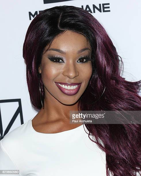 Actress Porscha Coleman attends the Smoked Out Roast of Snoop Dogg at Avalon Hollywood on November 16 2016 in Los Angeles California