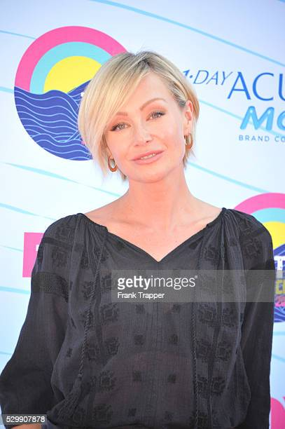 Actress Portia de Rossi arrives at the 2012 Teen Choice Awards held at the Gibson Amphitheatre in Universal City California