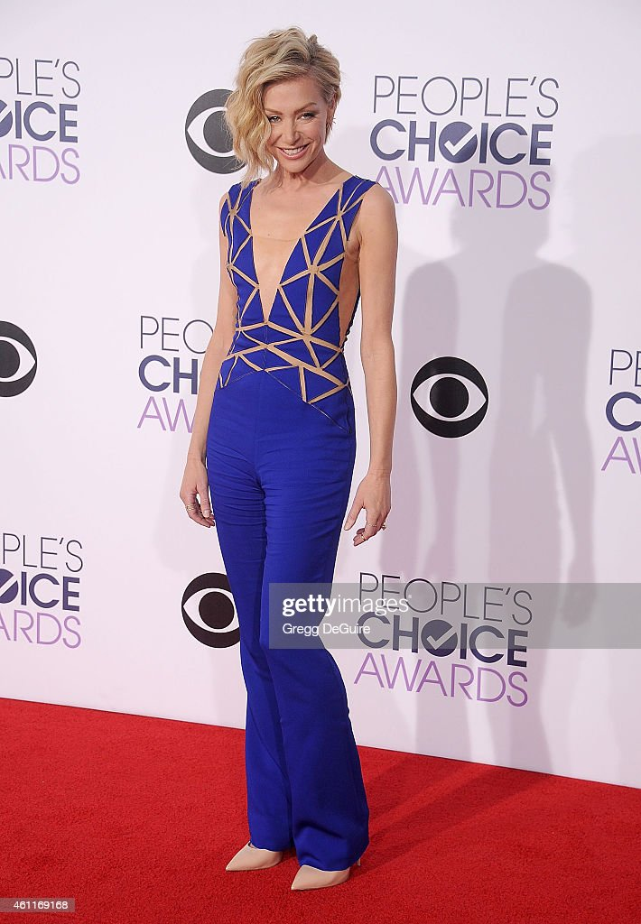 The 41st Annual People's Choice Awards - Arrivals : News Photo