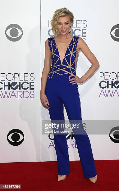 Actress Portia de Rossi attends the 2015 People's Choice Awards at the Nokia Theatre LA Live on January 7 2015 in Los Angeles California