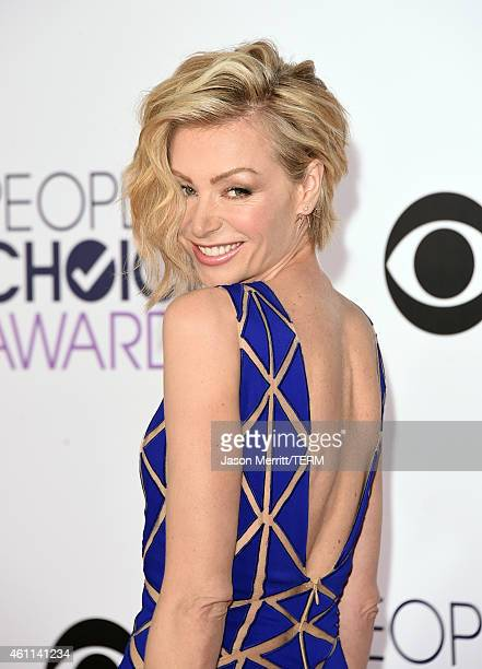 Actress Portia de Rossi attends The 41st Annual People's Choice Awards at Nokia Theatre LA Live on January 7 2015 in Los Angeles California
