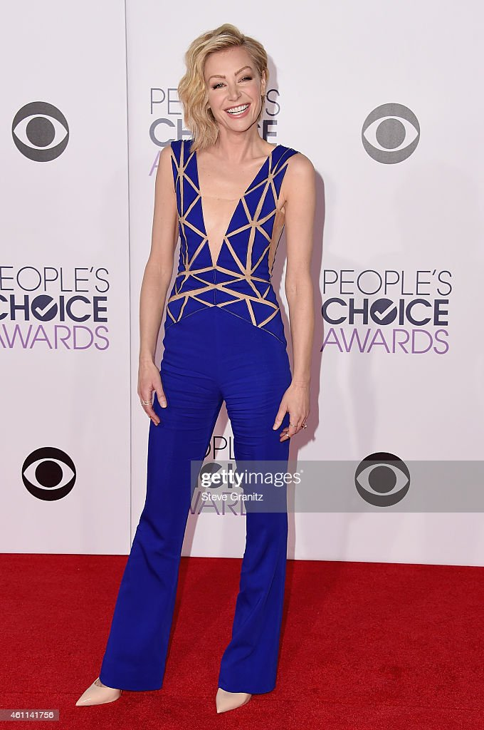 Actress Portia de Rossi attends The 41st Annual People's Choice Awards at Nokia Theatre LA Live on January 7, 2015 in Los Angeles, California.