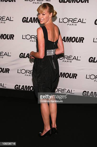 Actress Portia De Rossi attends The Glamour Magazine 2007 Women of The Year Awards at Lincoln Center's Avery Hall on November 5 2007 in New York City